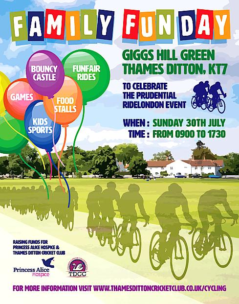 Celebrate RideLondon - Sunday 30 July