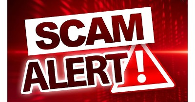 Recent local scams - be aware!