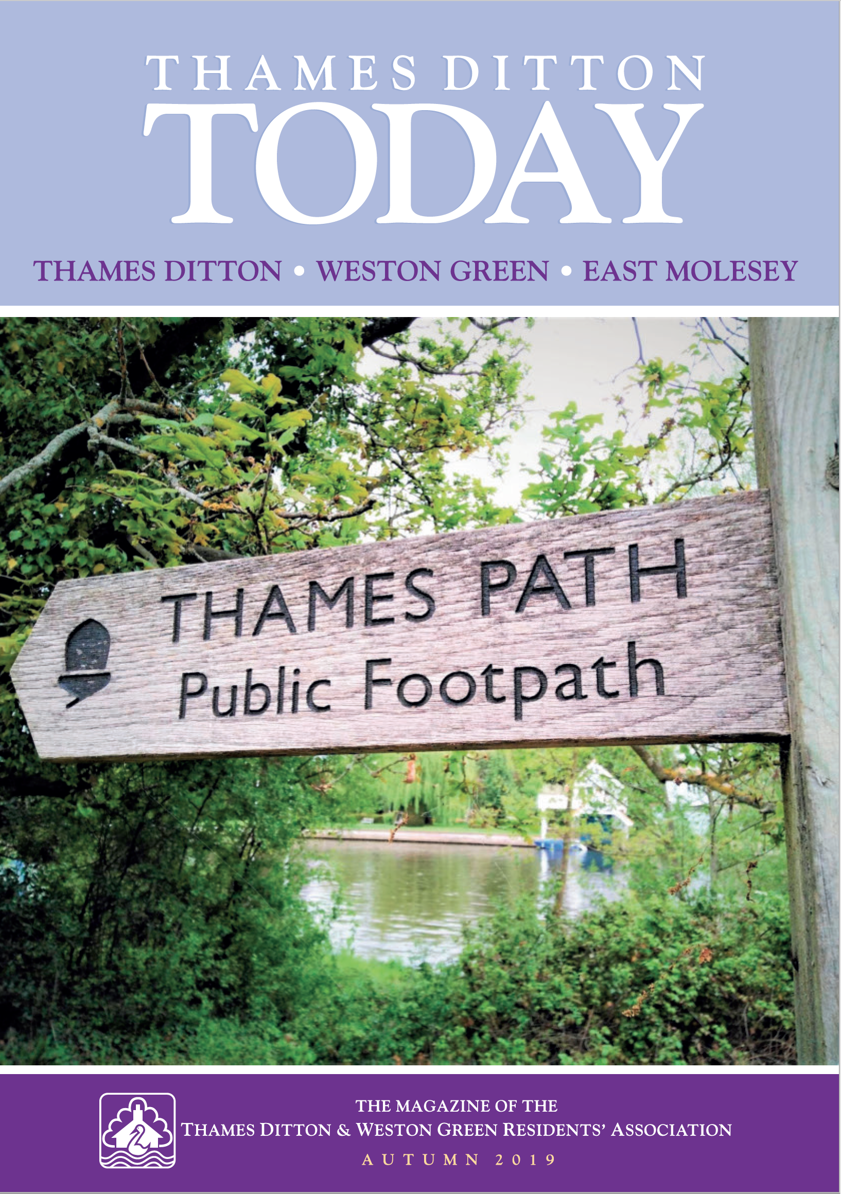 Thames Ditton Today: Summer 2019 issue available online